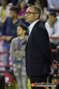 L'ass. coach di Barcellona Ugo Ducarello