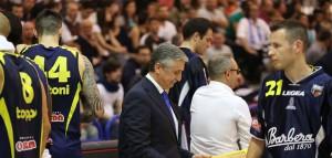 Marco Calvani studia le contromisure contro i cugini dell'Orlandina