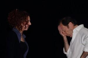 Isabella Giacobbe e Gianni Fortunato Pisani