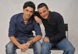 Gigi e Ross, presentatori dell'edizione 2014 di Miss Mondo