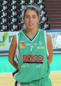 Ilaria Milazzo, giocatrice della