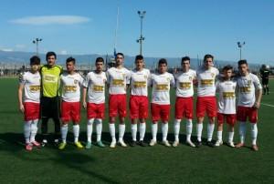 La formazione Juniores del Città di Messina