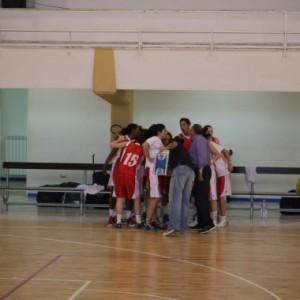 Coach Musolino (San Matteo) parla alla squadra