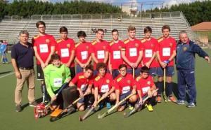 La formazione Under 17 della Polisportiva Universitaria Messina