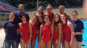 Le ragazze della WP Despar Messina Under 19