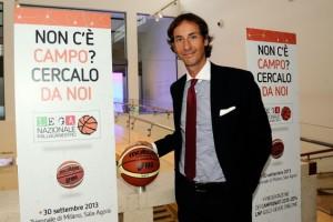 Il Direttore Generale di LNP Claudio Coldebella