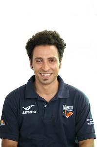 Francesco trimboli, vice allenatore della Sigma Barcellona