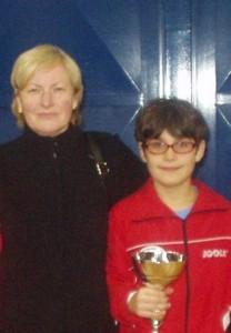 Svetlana Poliakova e Marco Cappuccio