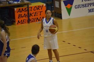 Samantha Derkaoui (Rescifina), tra le migliori nell'ultima trasferta