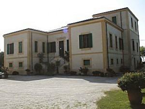Villa Piccolo di Calanovella a Capo d'Orlando