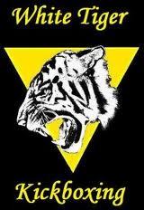 Il logo della White Tiger di Kickboxing