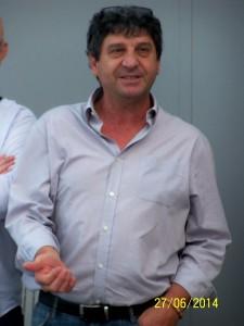 Roberto Buttò dell'Acr Messina (scatto di R.S.)