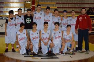 La selezione under 13 della Sigma Barcellona