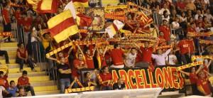 I tifosi di Barcellona attendono buone notizie in merito alla questione societaria