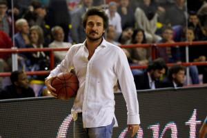 L'ex allenatore dell'Orlandina Gianmarco Pozzecco