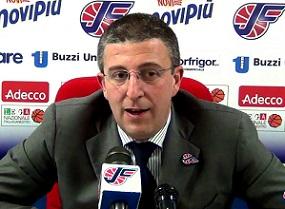 L'ex coach di Casale Monferrato Giulio Griccioli