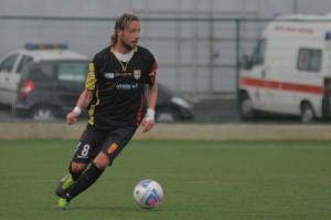 Stefano Maiorano in azione