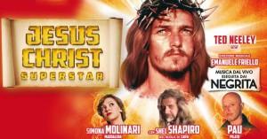 "Il manifesto 2014 di ""Jesus Christ Superstar """