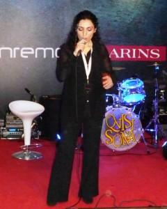 Ketty Ragno, vincitrice del 2013.