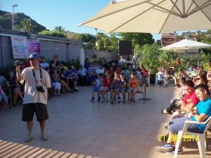 La festa dei bambini della scuola calcio Messana (scatto di R.S.)