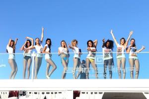Le finaliste di Miss Mondo Beach