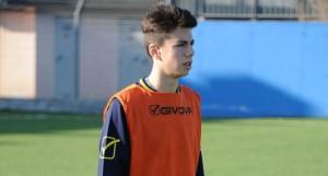 Il centrocampista del Chievo Massimiliano Gatto, obiettivo di mercato del Messina