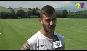 Il talentuoso Matteo Messetti rilascia un'intervista
