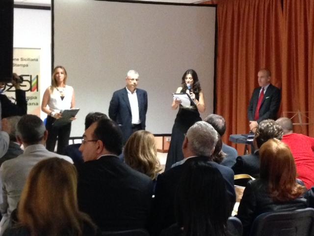 Molino riceve premio USSI 2014