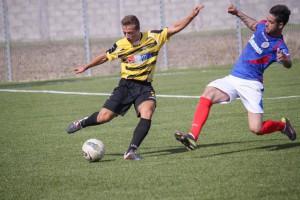 Il laterale difensivo Claudio Perricone