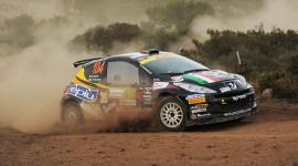 Nucita e Princotto al Rally Italia in Sardegna