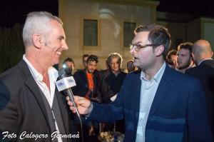 Buffa rilascia un'intervista al nostro direttore Francesco Straface