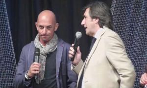 Marco Civoli con Alberto Bollini