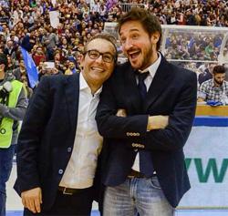Ducarello e Pozzecco insieme a Varese