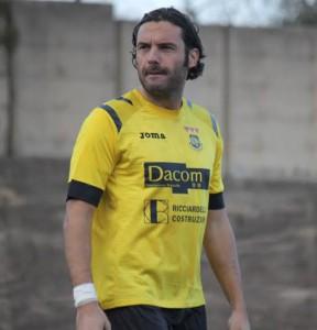 Sebastiano Falanca (foto Forzano) riconfermato dalla Tiger Brolo anche in Serie D