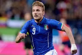 Ciro Immobile, attaccante dell'Italia
