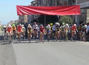 Trofeo Cambria Mancuso - Partenza
