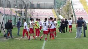 Il Messina ha strappato il pass per Chianciano grazie alla vittoria contro il quotato Frosinone