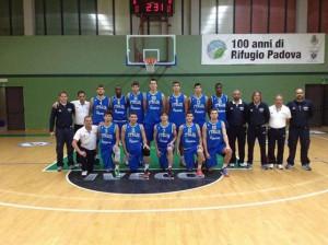 Il roster della Nazionale Italiana Under 20