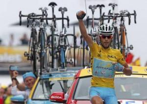 La quarta vittoria di Nibali