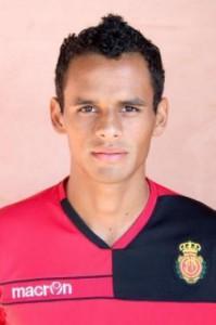 Un primo piano dell'esterno destro offensivo Gustavo Andrès Pàez Martinez