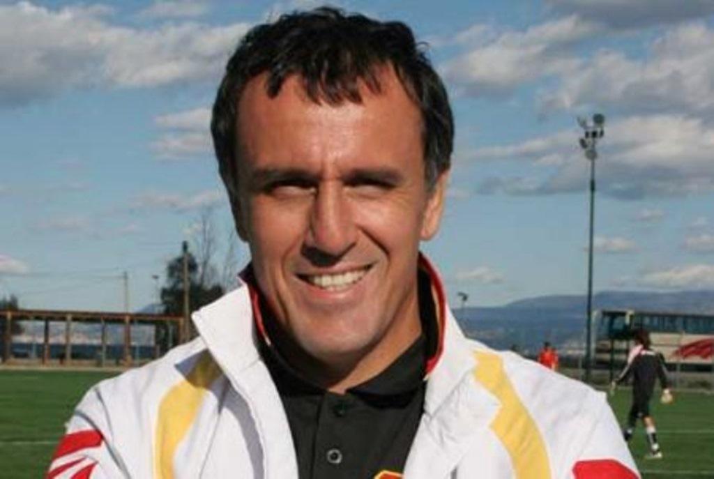 Carmelo Mancuso allenatore Giarre