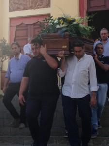 Funerali Nino Pagano