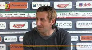 Giuseppe Madonia in conferenza stampa a Catanzaro