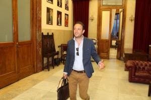 Il responsabile della comunicazione del Messina Vittorio Fiumanò al termine dell'incontro