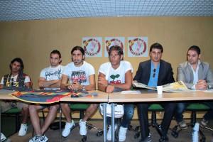 Nigro nell'estate del 2010 venne presentato al San Filippo insieme ad Astarita, De Pascale, Toscano e Marzocchi dal dg Ciccarrone e dal ds Muscariello