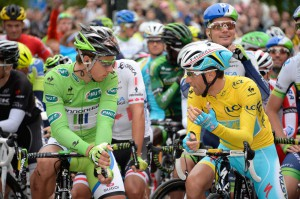 Sagan e Nibali