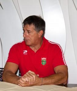Il presidente dell'Amatori Rugby Salvatore Grasso