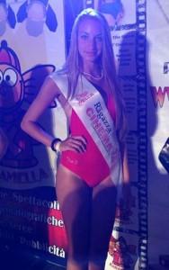 Valeria Cordaro, vincitrice di Naso.