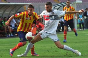 L'argentino Julian David Magallanes in azione con la maglia della Cremonese