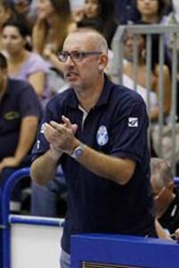 L'ex assistente allenatore dell'Orlandina Giuseppe Foti